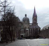 ААХЕН / AACHEN Собор и капелла Карла Великого (VIII–XII века) / The Cathedral and Charlemagne's Chapel (8th–12th cent.)
