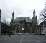 ААХЕН / AACHEN Ратуша (готика) / Rathaus (Gothic)