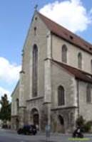 "РЕГЕНСБУРГ / REGENSBURG  Миноританская церковь (XIII–XIV века) / ""Minoritenkirche"" (13th-14th cent.)"
