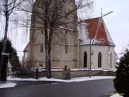 ТАУБЕНБАХ / TAUBENBACH  Церковь св. Албана (кон. XV–нач. XVI века / St. Alban church (end 15th-beg. 16th cent.)