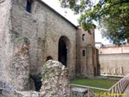 РАВЕННА / RAVENNA Дворец Теодориха (V век) / Theoderic's palace (5th cent.)