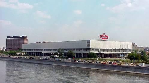 «Липтон-Хаус». Начало 2000-х.