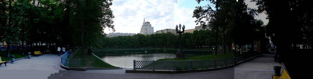 This charming corner of old Moscow � Patriarch's Ponds � not only survived, but has retained its unique atmosphere under Stalin, Khrushchev and Brezhnev. The buildings constructed around the pond in the Soviet times, are heavy, but proportionate and urban-neutral, and it saved Patriarch�s...