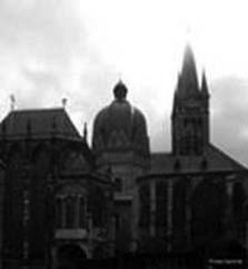 Cathedral in Aachen