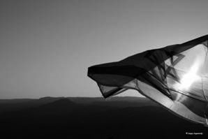 To be free people in our land (the flag on Shlomo mountain)