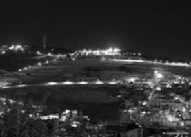 Lights of the big city (Jerusalem)