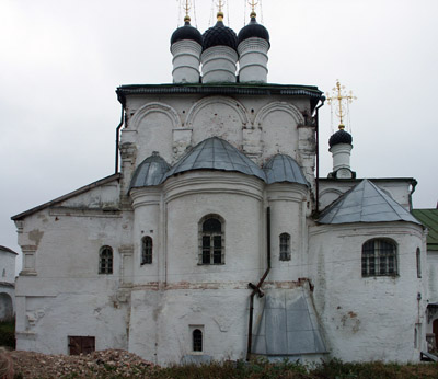 Assumption Church. General view.